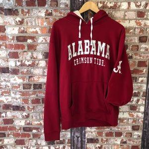 Alabama Crimson Tide Hoodie Sweatshirt NWOT